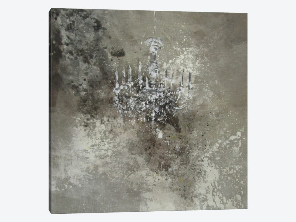 Chandelier by Claudio Missagia 1-piece Canvas Print