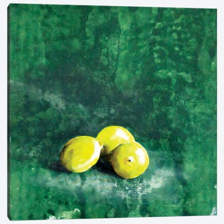 Composizione XXVII Canvas Print #DIO54} by Claudio Missagia Canvas Art