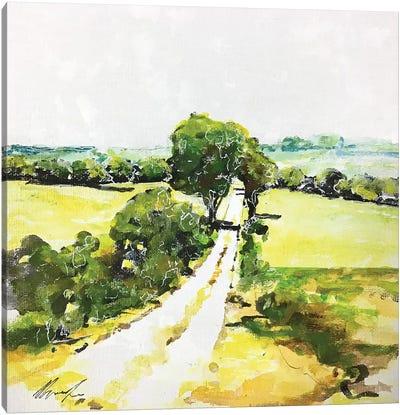 Da Qualche Parte I Canvas Art Print