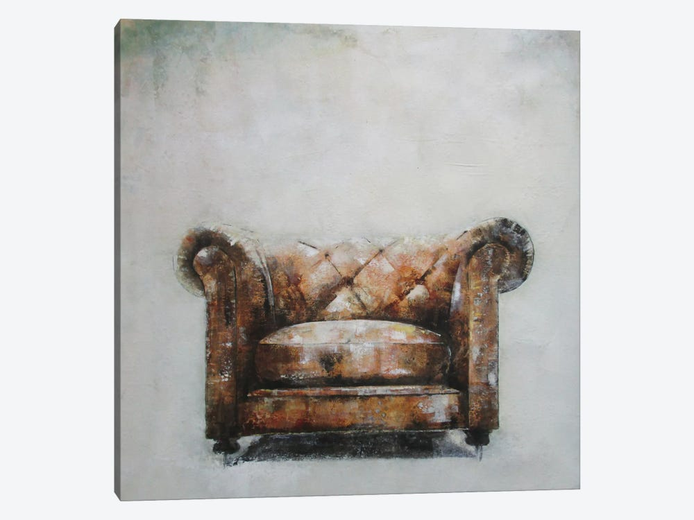 Sofa I by Claudio Missagia 1-piece Canvas Art Print