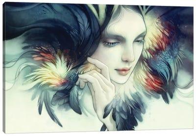 Tavuk Canvas Art Print