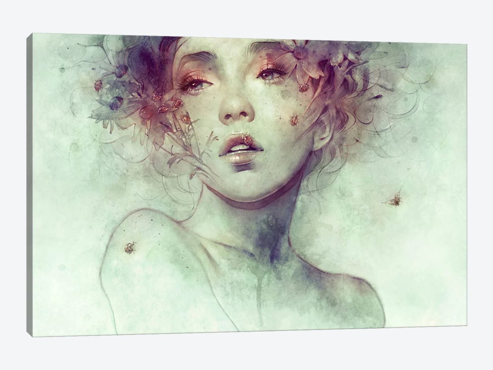 Swarm by Anna Dittmann 1-piece Canvas Artwork