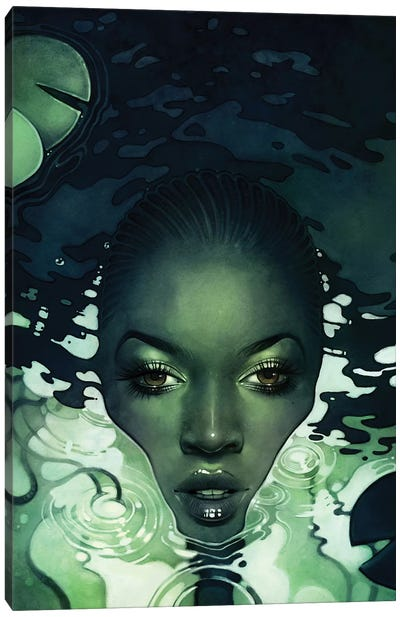 Beverly Canvas Art Print