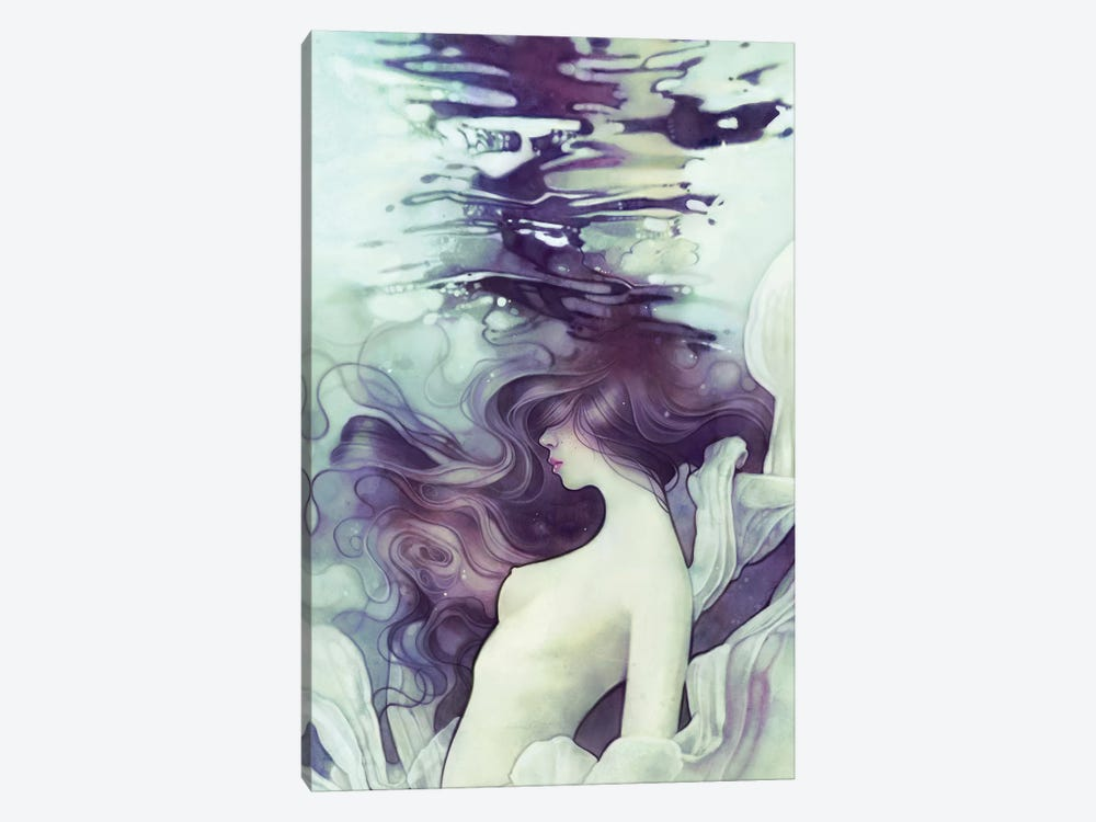 Drift by Anna Dittmann 1-piece Canvas Print
