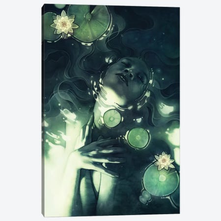 Muse 3-Piece Canvas #DIT9} by Anna Dittmann Canvas Art