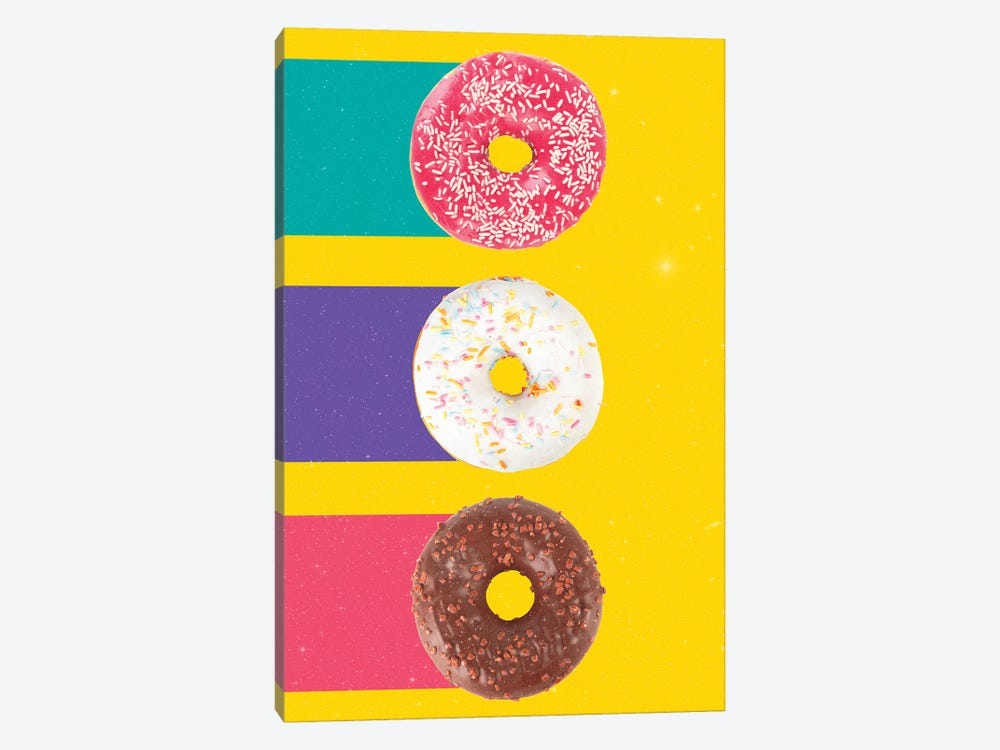 Donuts by Danny Ivan 1-piece Art Print