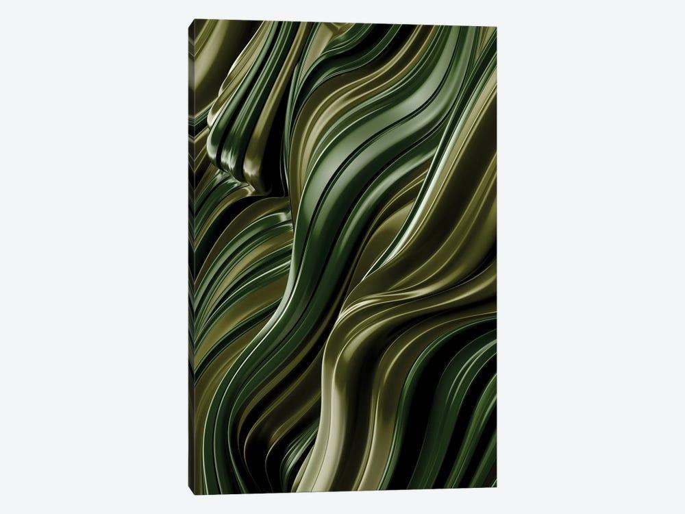 Green Wave, Vertical by Danny Ivan 1-piece Art Print