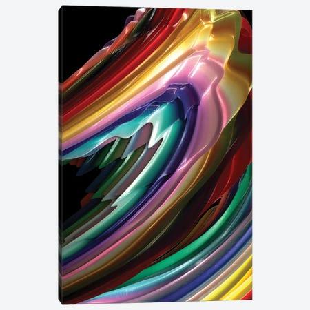 Organic Paint Canvas Print #DIV26} by Danny Ivan Canvas Wall Art