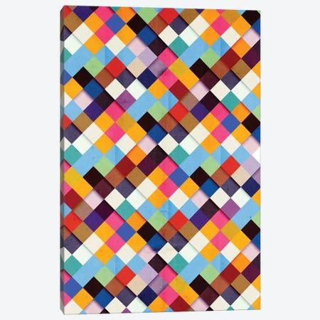 Pass This Bold Canvas Print #DIV28} by Danny Ivan Art Print