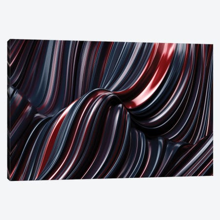 Tesla Feel Abstract Canvas Print #DIV38} by Danny Ivan Canvas Wall Art