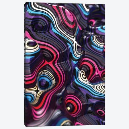 Weirdiiii Canvas Print #DIV43} by Danny Ivan Canvas Art Print