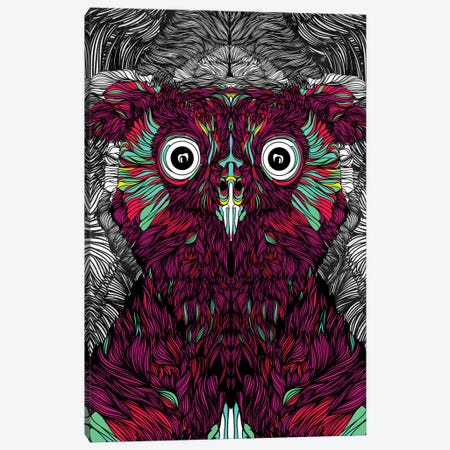 Owl You Need Is Love Canvas Print #DIV6} by Danny Ivan Art Print