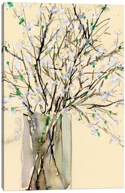 Spring Floral Arrangement I Canvas Art Print