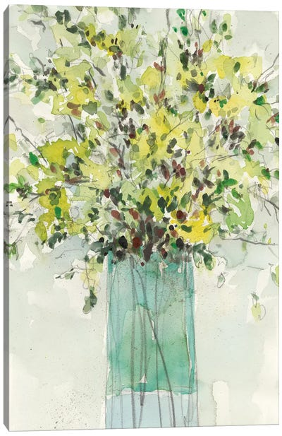 The Tall Vase I Canvas Art Print