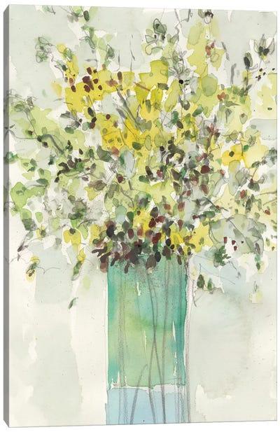 The Tall Vase II Canvas Art Print