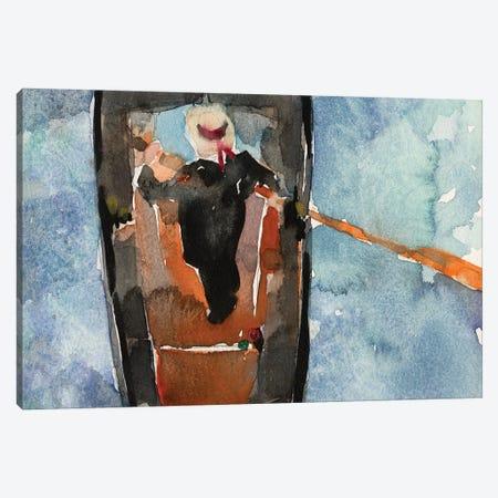 Above the Gondola II Canvas Print #DIX115} by Samuel Dixon Canvas Art Print