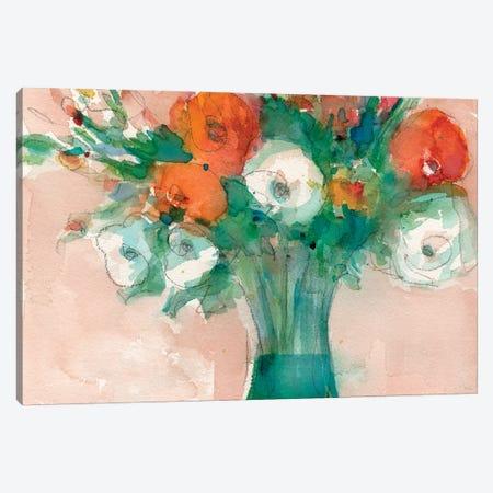 Abundant Bouquet I Canvas Print #DIX116} by Samuel Dixon Canvas Print