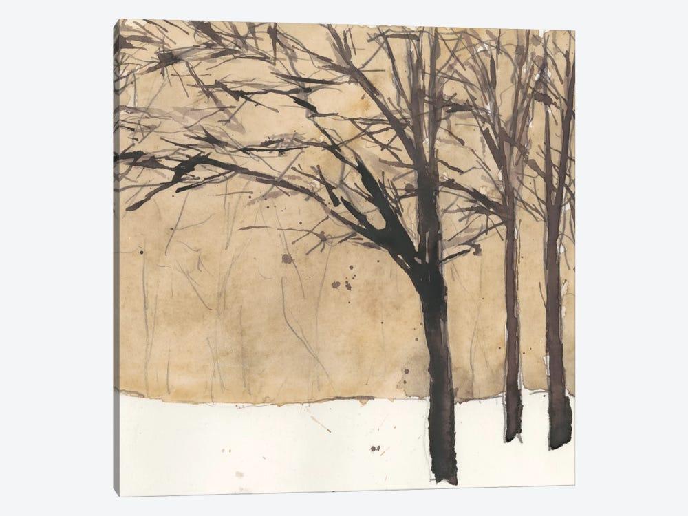 Forest Sketch II by Samuel Dixon 1-piece Canvas Wall Art