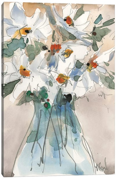 Daisy Point of View II Canvas Art Print