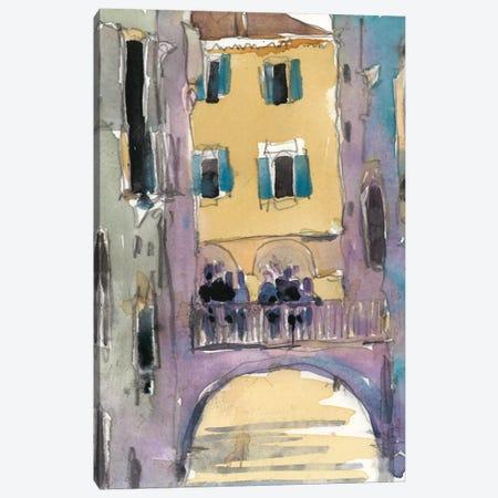 Venice Plein Air II Canvas Print #DIX13} by Samuel Dixon Canvas Wall Art