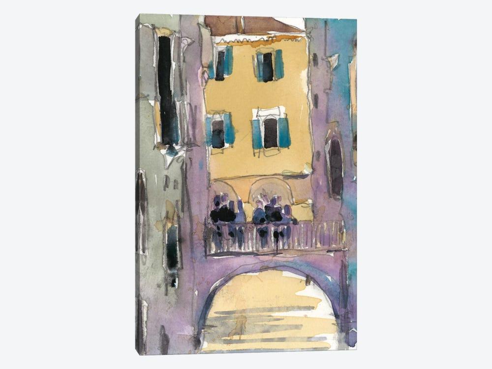 Venice Plein Air II by Samuel Dixon 1-piece Canvas Art