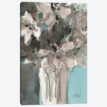 Two Hues I Canvas Print #DIX141} by Samuel Dixon Art Print