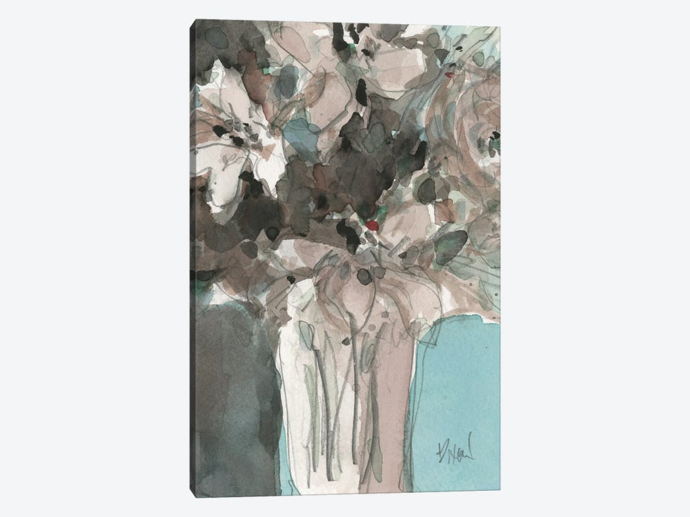 Two Hues I by Samuel Dixon 1-piece Canvas Art Print