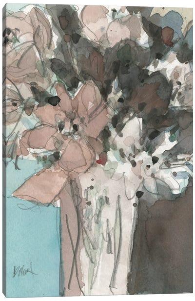 Two Hues II Canvas Art Print