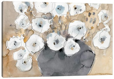 Another White Blossom I Canvas Art Print