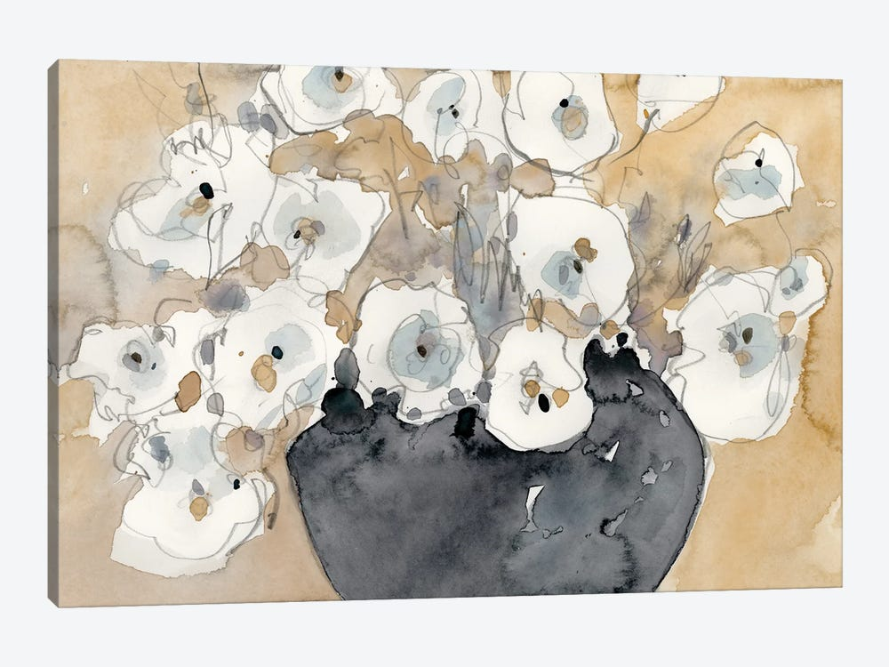 Another White Blossom II by Samuel Dixon 1-piece Canvas Art