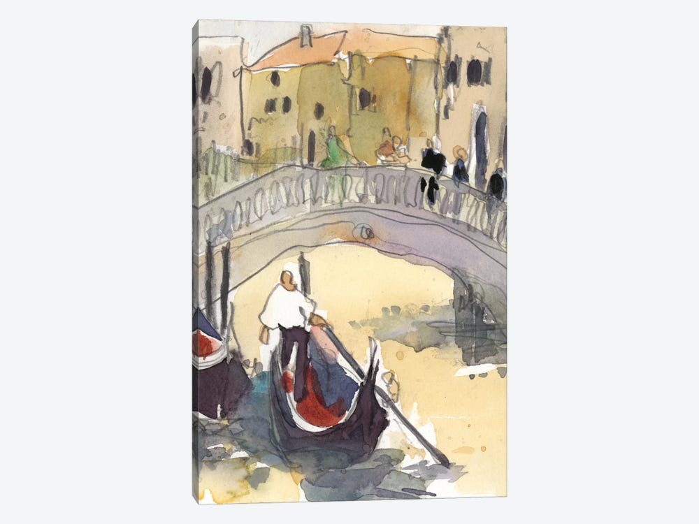 Venice Plein Air III by Samuel Dixon 1-piece Art Print