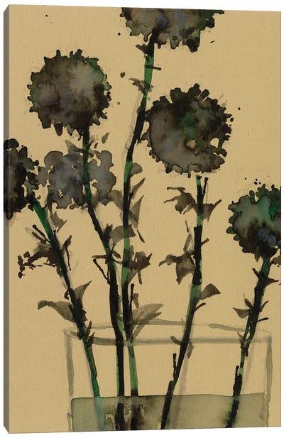 Dry Stems I Canvas Art Print