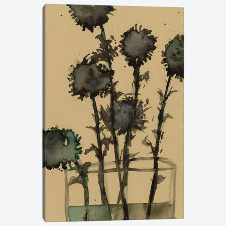 Dry Stems II Canvas Print #DIX152} by Samuel Dixon Canvas Wall Art