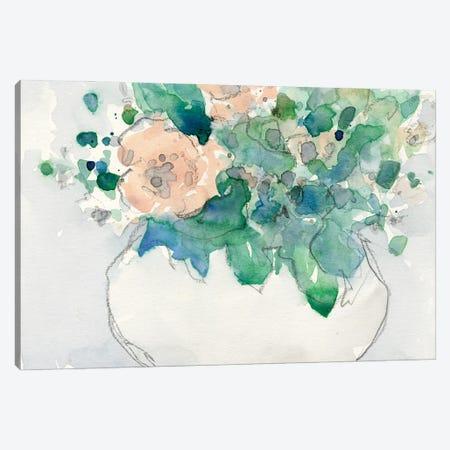Pastel Arrangement I Canvas Print #DIX157} by Samuel Dixon Canvas Print