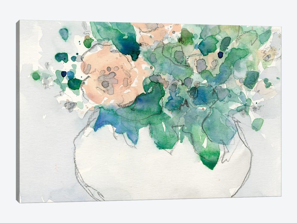 Pastel Arrangement I by Samuel Dixon 1-piece Canvas Wall Art