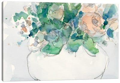 Pastel Arrangement II Canvas Art Print