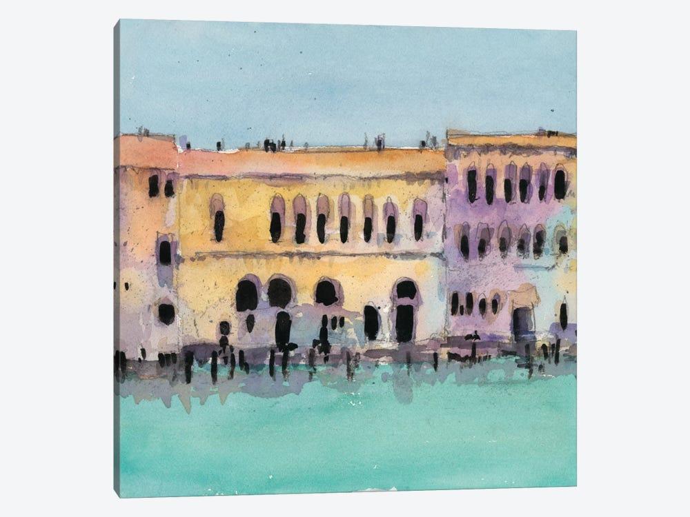 Venice Plein Air VI by Samuel Dixon 1-piece Canvas Wall Art