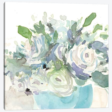 Spring Arrangement II Canvas Print #DIX26} by Samuel Dixon Canvas Wall Art