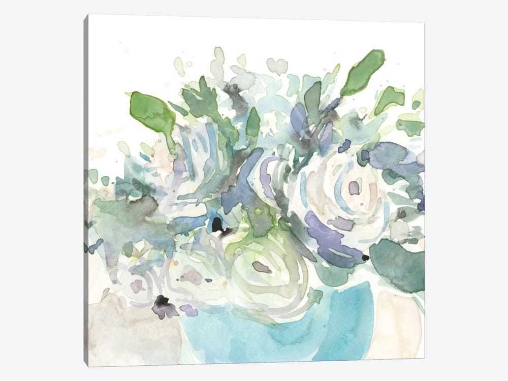 Spring Arrangement II by Samuel Dixon 1-piece Canvas Wall Art