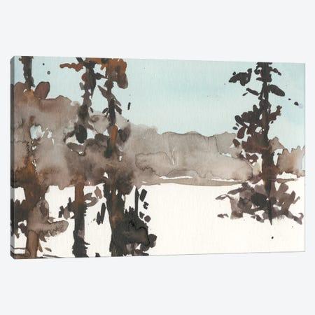 Woodland Sketch III Canvas Print #DIX33} by Samuel Dixon Canvas Artwork