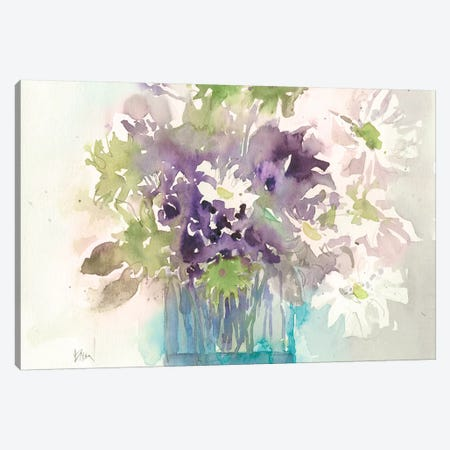 Center Piece I Canvas Print #DIX39} by Samuel Dixon Canvas Artwork