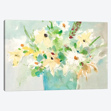 Garden Inspiration II Canvas Print #DIX46} by Samuel Dixon Canvas Wall Art
