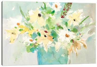 Garden Inspiration II Canvas Art Print
