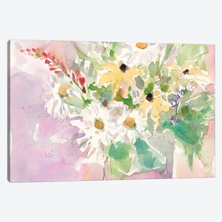Garden Inspiration III Canvas Print #DIX47} by Samuel Dixon Canvas Artwork