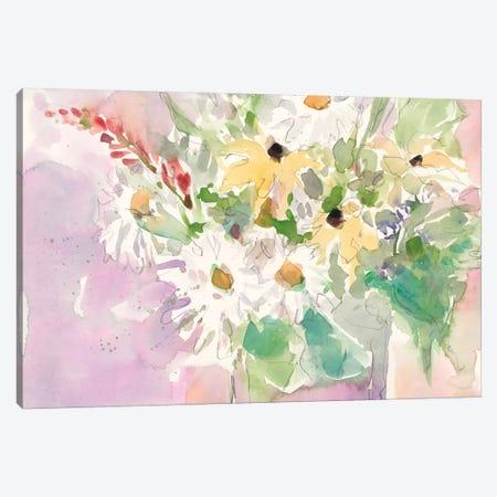 Garden Inspiration III Canvas Print #DIX47} by Samuel Dixon Canvas Artwork