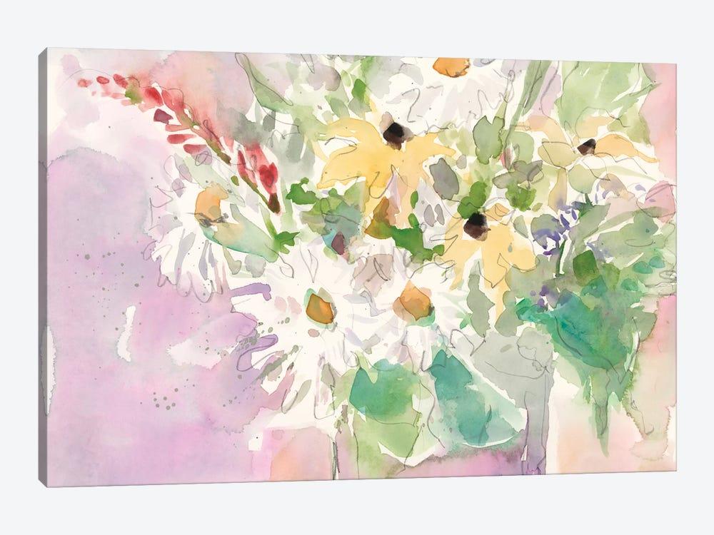 Garden Inspiration III by Samuel Dixon 1-piece Canvas Art Print