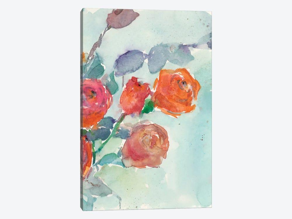 Rose Appeal II by Samuel Dixon 1-piece Canvas Wall Art