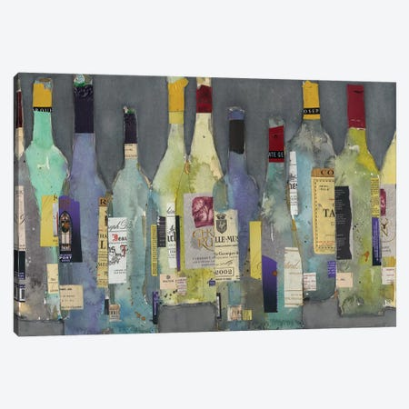 Uncorked I Canvas Print #DIX53} by Samuel Dixon Canvas Art
