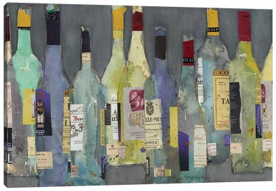 Uncorked I Canvas Art Print