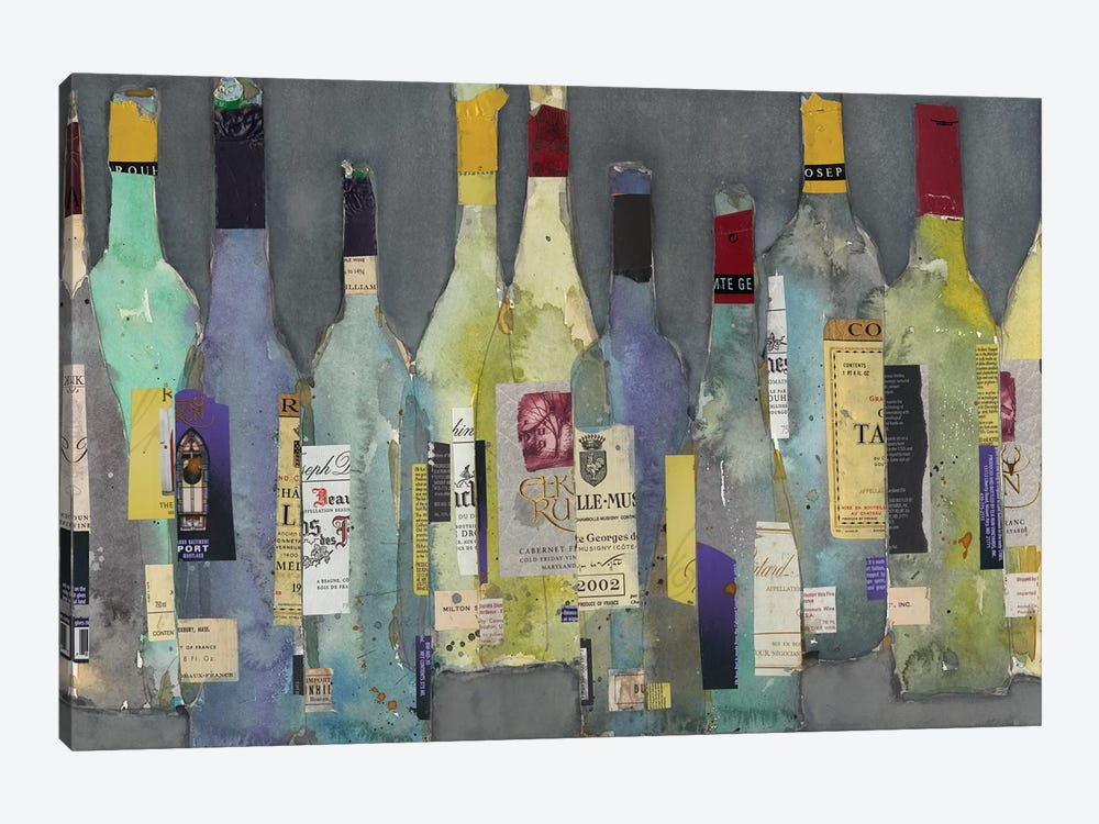 Uncorked I by Samuel Dixon 1-piece Canvas Wall Art